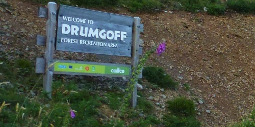 Drumgoff Forest Walk (Mountain Access Route)