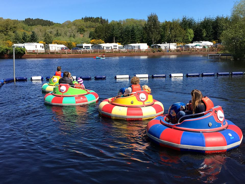 Hidden Valley Holiday Park - Wicklow County Tourism