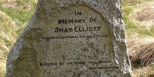 Shay Elliot  Glenmalure – Mountain Access Route