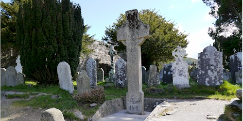 St Kevin's Cross