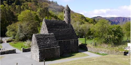 St. Kevin's Kitchen – Glendalough
