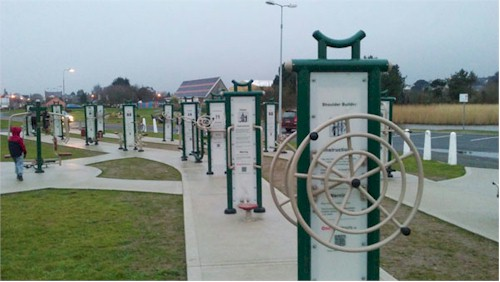 Arklow Outdoor Gym