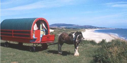 Clissmann Horse Drawn Caravans
