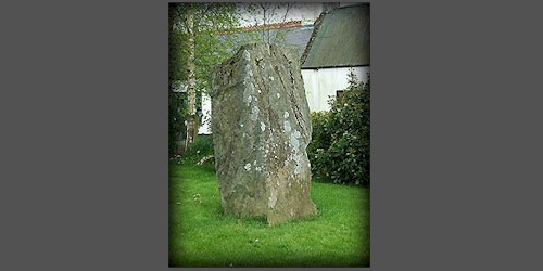 Donard Ogham Stone