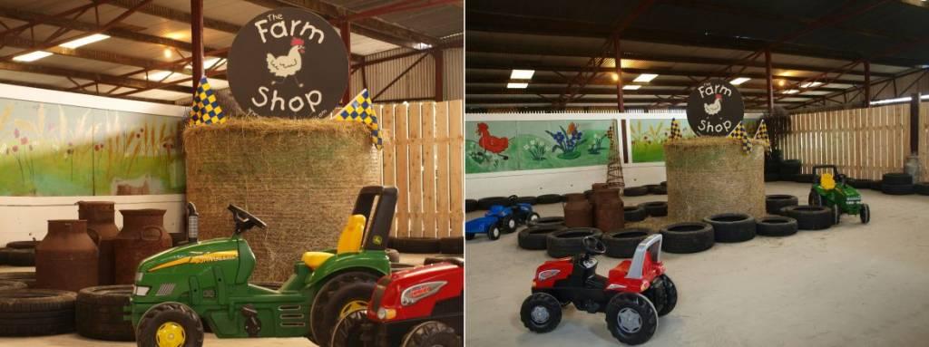 Tinahely Farm Shop & Activity Centre