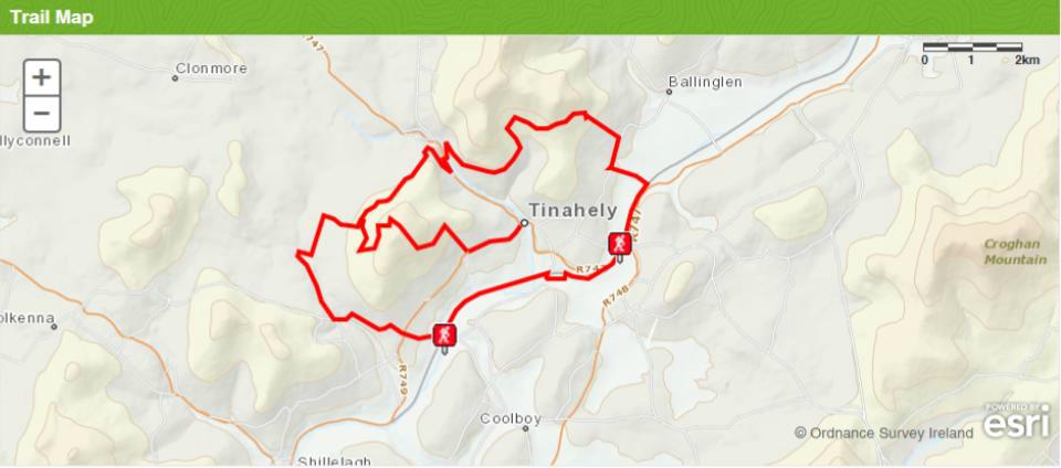 Tinahely Loop