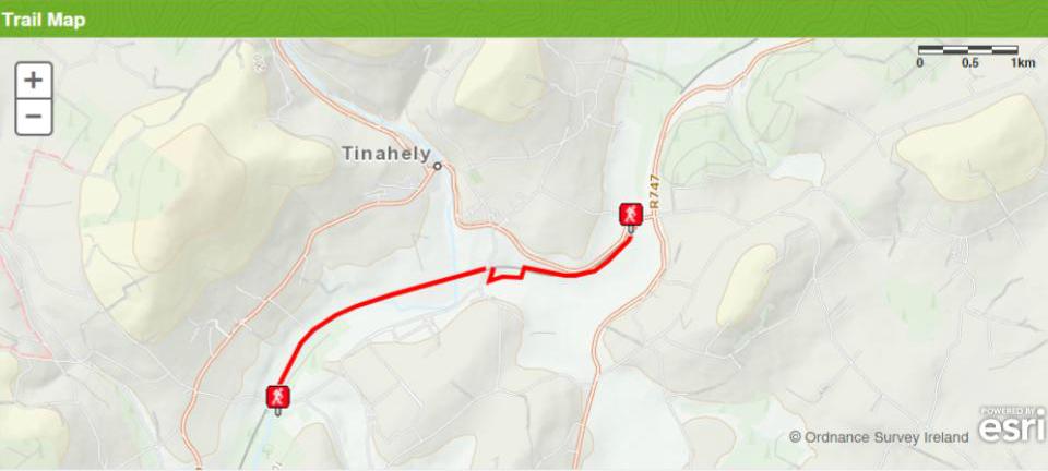Tinahely Railway Walk