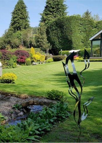 Shekina Sculpture Garden