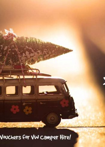 VW Camper Hire Gift Voucher Special Offer