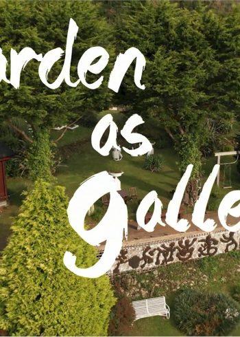 GARDEN AS GALLERY