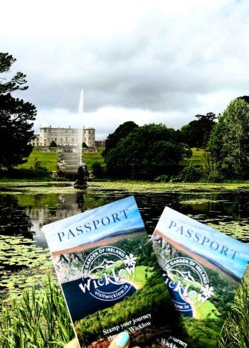 Free Postcard @Powerscourt Garden – Wicklow Passport