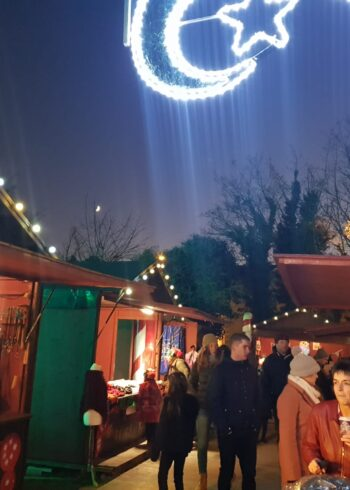 Wicklow Christmas Market 2021